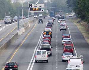 167 HOT lanes (Photo: WSDOT)