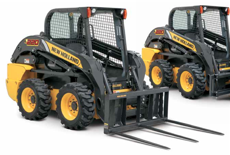 New Holland updates 200 Series skid-steers, introduces L216
