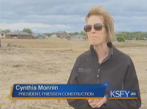 Sioux Falls women in construction