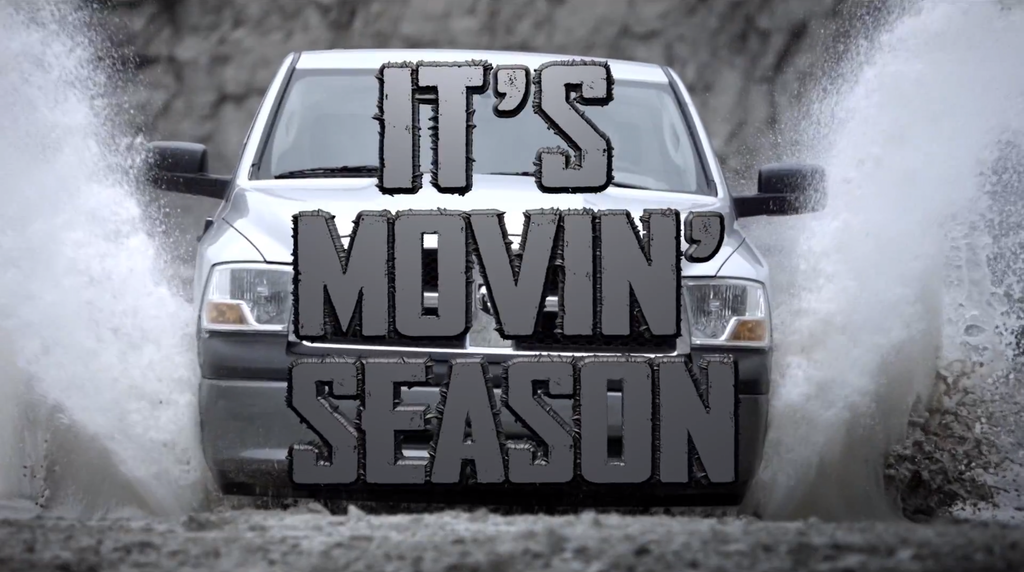It's Movin Season Ram parody