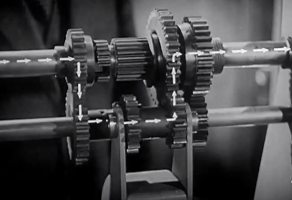 Chevy transmission video 1936