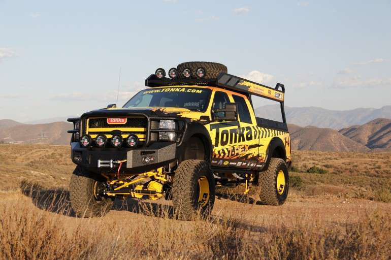 Ford Tonka T-Rex Galpin Auto Sports