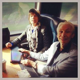 (Photo: Mick Jagger / Instagram)