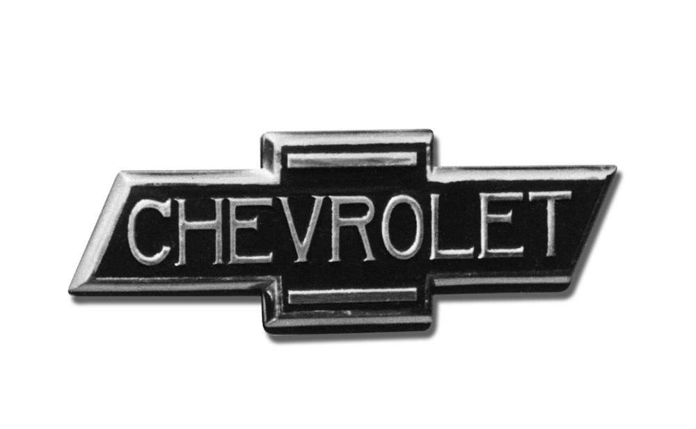 Trace the 100-year evolution of Chevrolet's 'bowtie' logo and the