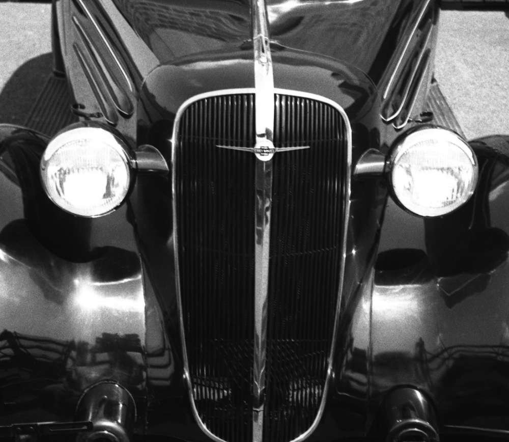1936 Chevrolet Standard sedan