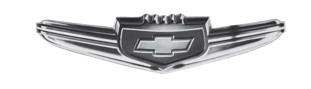 Trace the 100-year evolution of Chevrolet's 'bowtie' logo