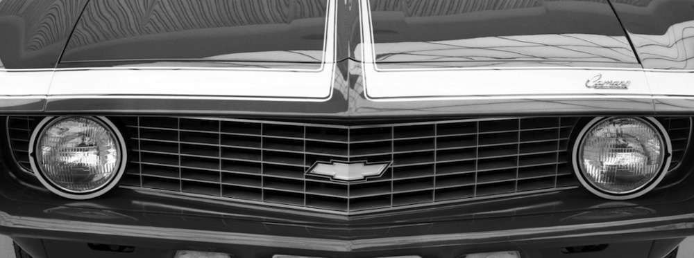 Trace the 100-year evolution of Chevrolet's 'bowtie' logo ...