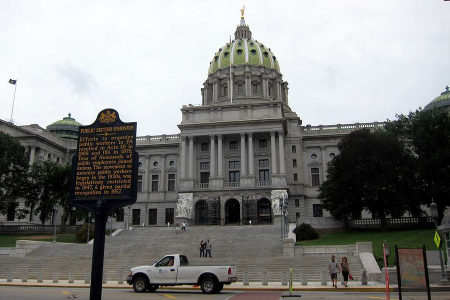 Pennsylvania state capitol (Photo: Wally Gobetz / Flickr)