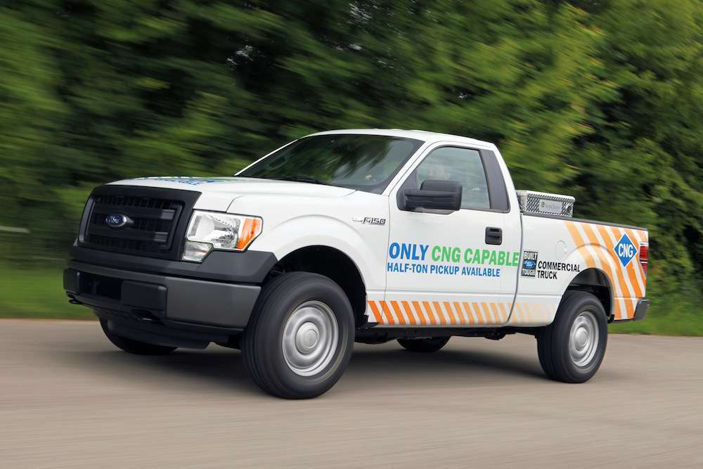 Ford CNG/LPG 2014 F-150