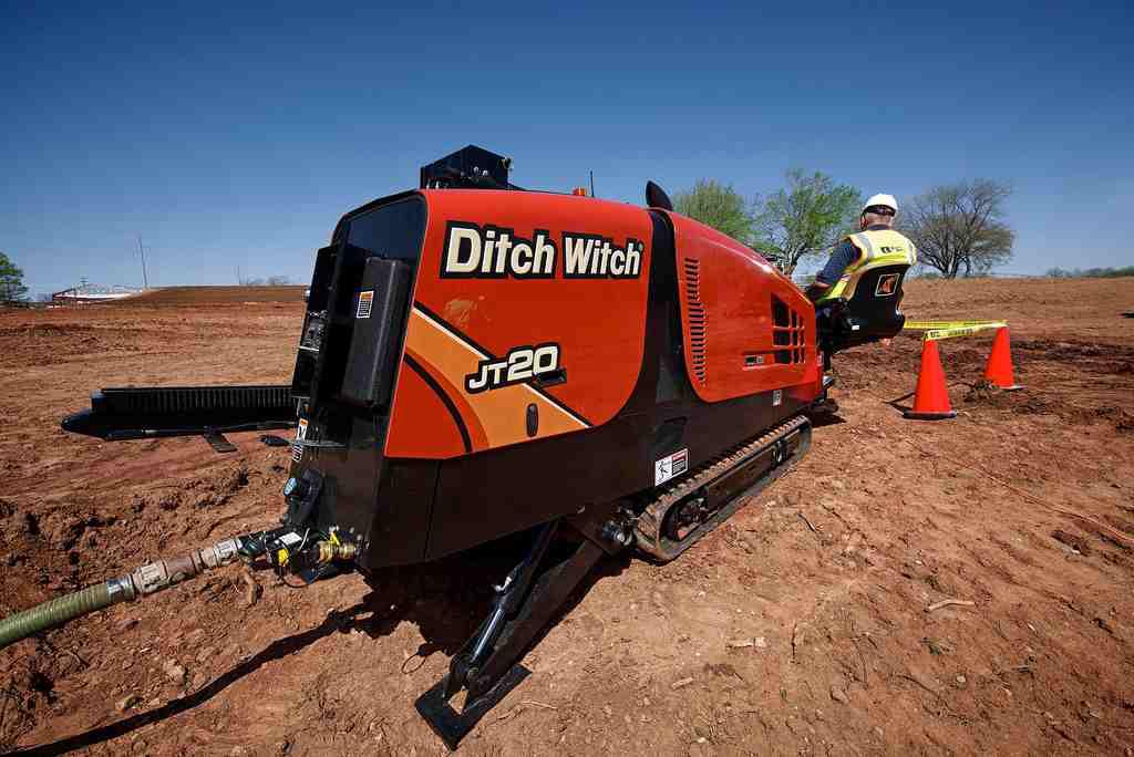 Ditch Witch JT20