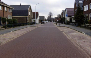 Dutch scientists coated this street in titanium oxide, finding that it could reduce air pollution up to 45 percent.