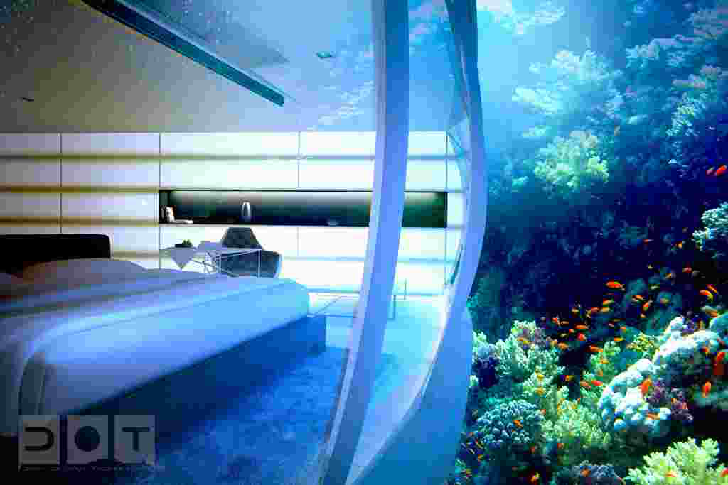 Water Discus hotel 3