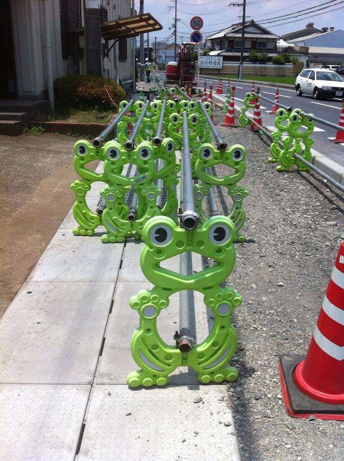 cute japanese road construction signs 2