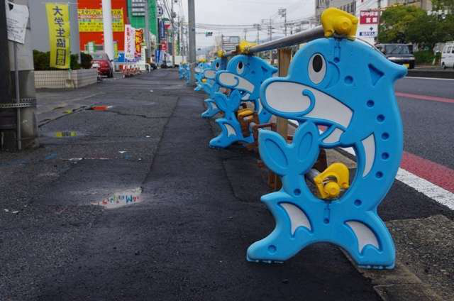 cute japanese road construction signs 5