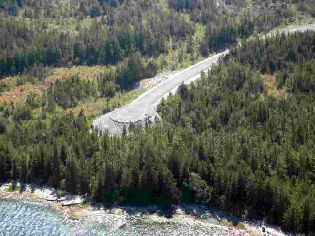 is alaska 39 s bridge to nowhere going somewhere. Black Bedroom Furniture Sets. Home Design Ideas