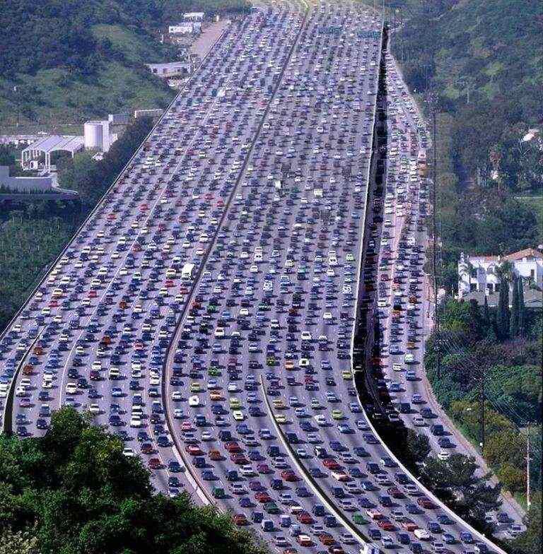 Image result for california traffic