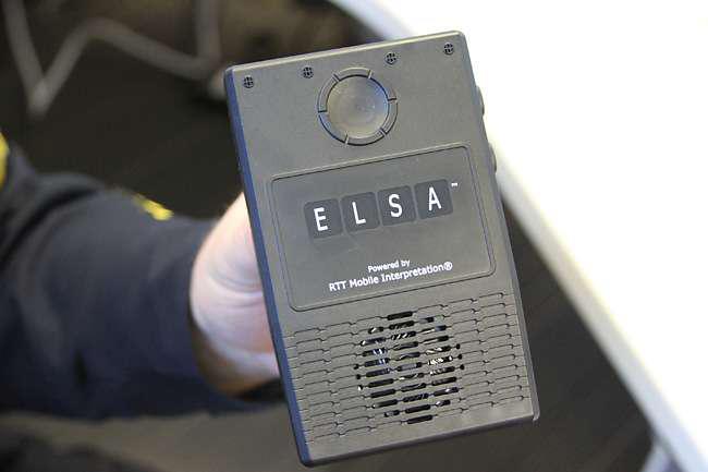 ELSA translator
