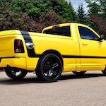 2013 Ram 1500 Rumble Bee concept