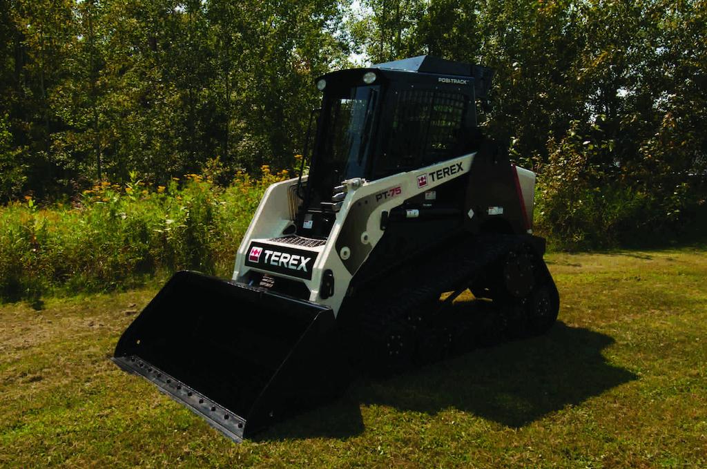Terex PT-75 compact track loader
