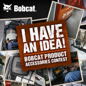Bobcat I have an idea contest