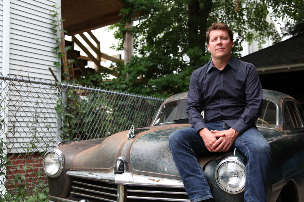 Dan McNichol and the '49 Hudson