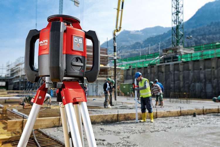 Hilti PR 2-HS rotating laser