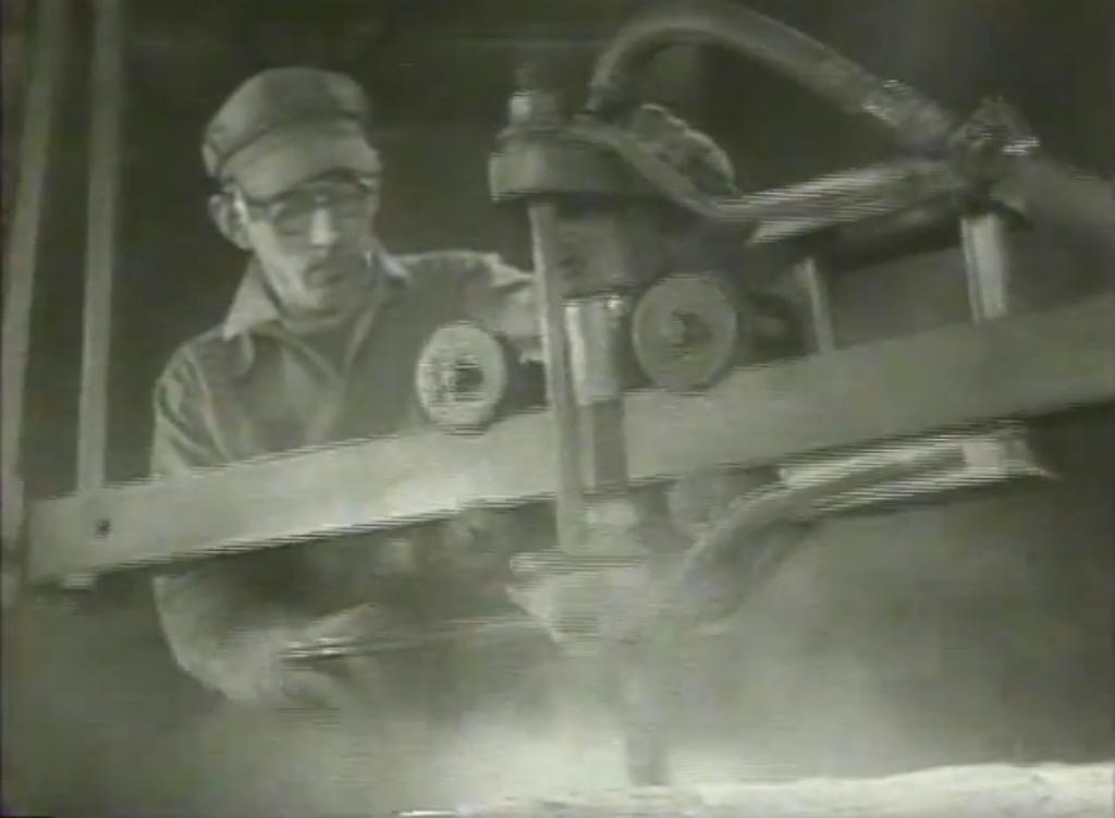 1938 silicosis film