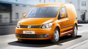 Volkswagen Caddy commercial van
