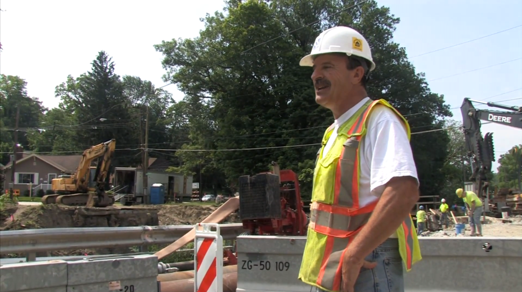 Urban Engineers sights smells sounds video construction jobsites