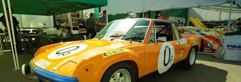 Porsche 914-6 GT pickup truck