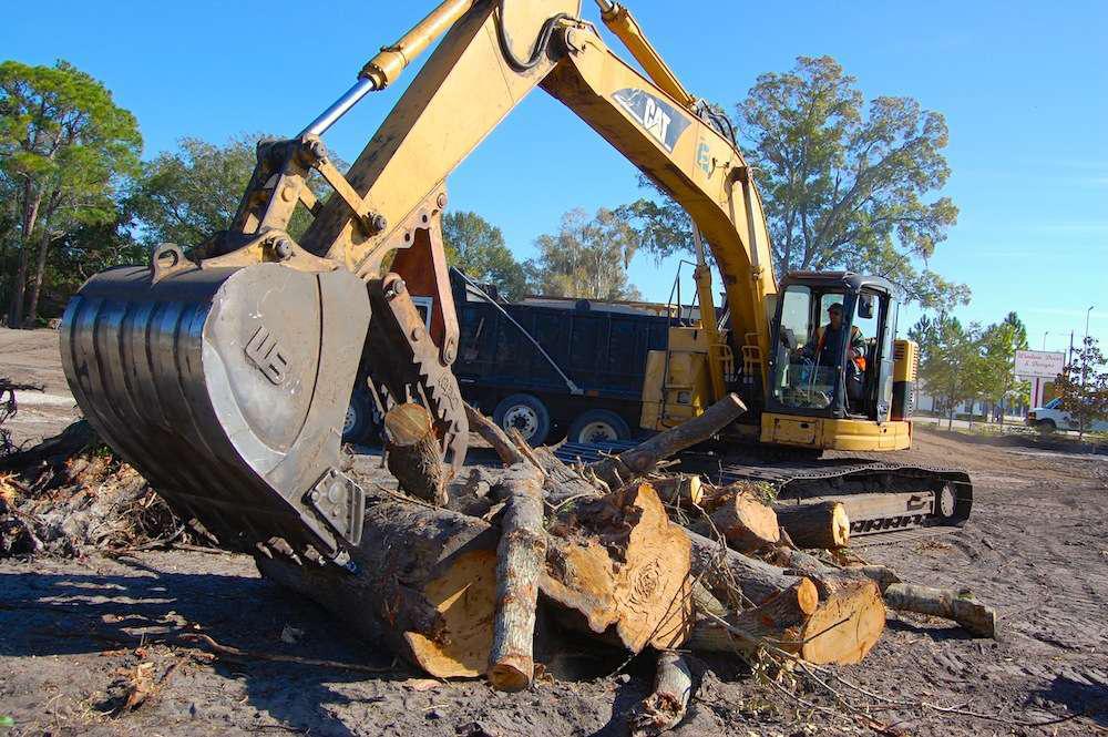 Cat 321C LCR excavator