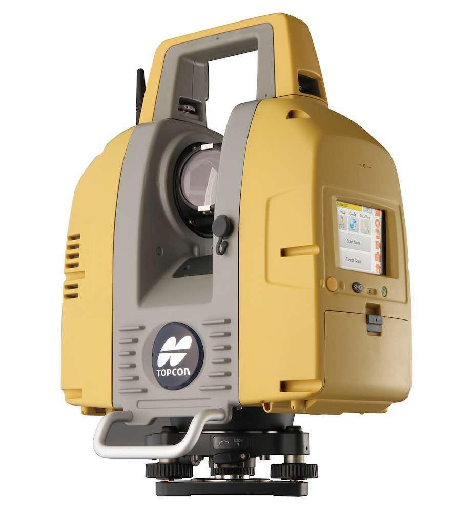 gear topcon 39 s gls 2000 laser scanner offers long range. Black Bedroom Furniture Sets. Home Design Ideas