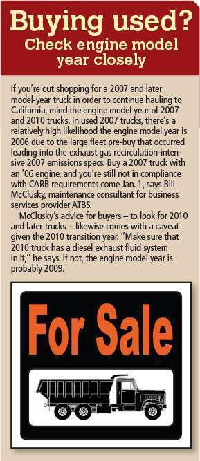 Trucks Sidebar