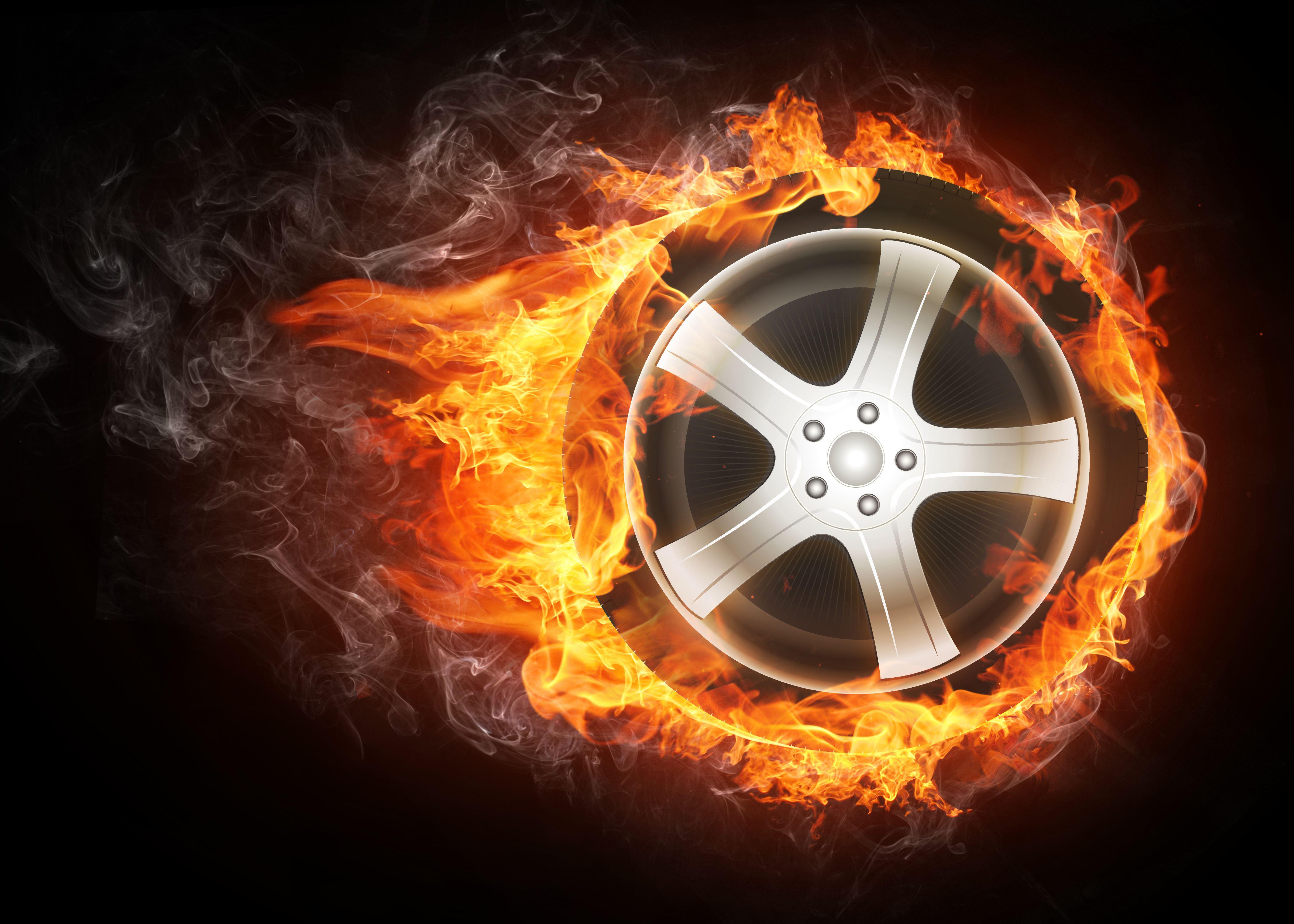 Gazans to burn thousands of tires at border - Israel News ... |Flamming Tire