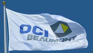 OCI Beaumont methanol