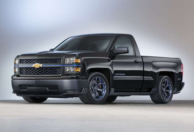 Chevrolet slices, dices to create the powerful and ...