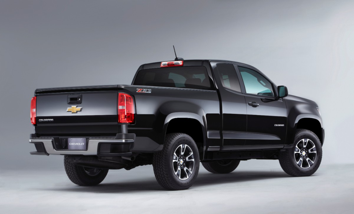 2015 Chevrolet ColoradoZ71 008
