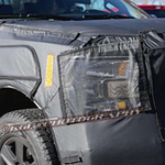 2015 Ford F-150 in testing