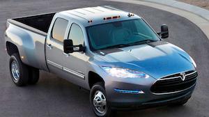 Jalopnik's hilarious mockup of the future Tesla pickup