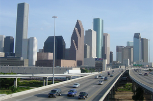 Construction is booming in Texas, particularly in Houston.
