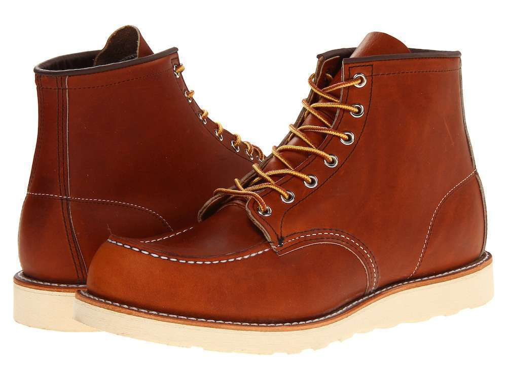 Red Wing 875 boots