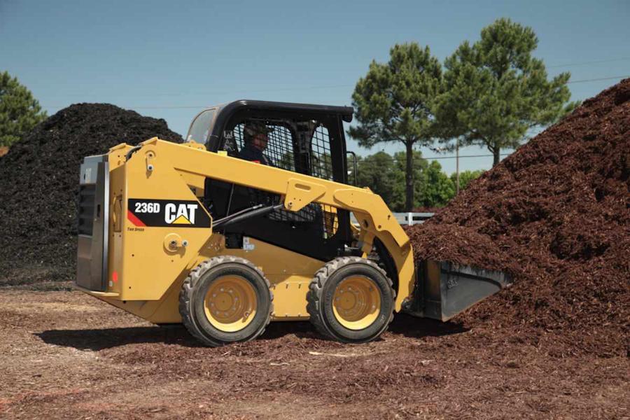 Cat 236D