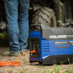 Polaris Power P2000i portable generator