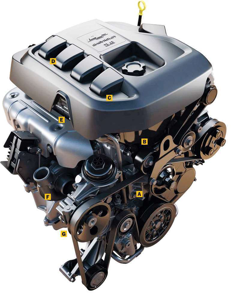 Duramax 28l Meet The 4cylinder Diesel Ing To Chevrolet