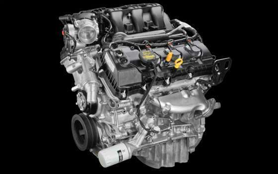Ford's base F-150 engine is a 302-hp 3.7L V-6.