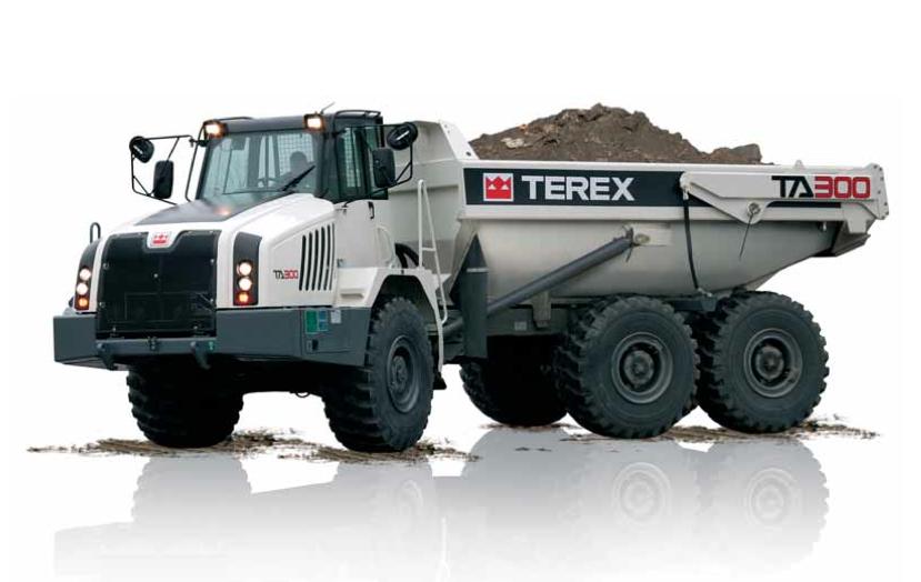 Terex TA-300 articulated truck