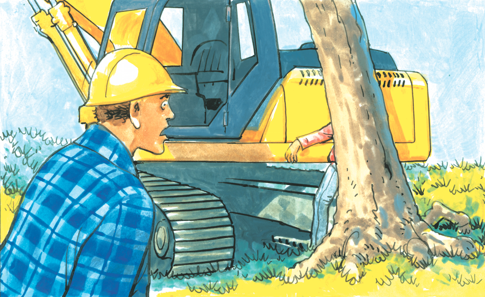 5 safety tips for avoiding caught-in/between accidents