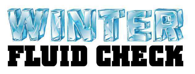 Winter Fluid Check