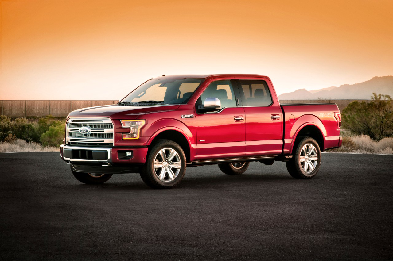 report ford is developing a v 6 diesel for the f 150 codenamed lion equipment world. Black Bedroom Furniture Sets. Home Design Ideas
