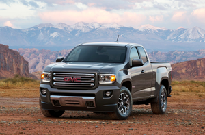 To offer better fuel economy to truck customers, GM redesigned its GMC Canyon pickup and announced a diesel option for 2015.
